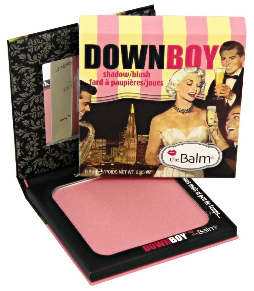 DownBoy Shadow/Blush - Pink the Balm Shadow & Blush 0.35 oz Women