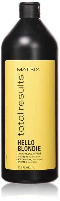 Matrix Total Results Hello Blondie Shampoo, 33.79 Ounce