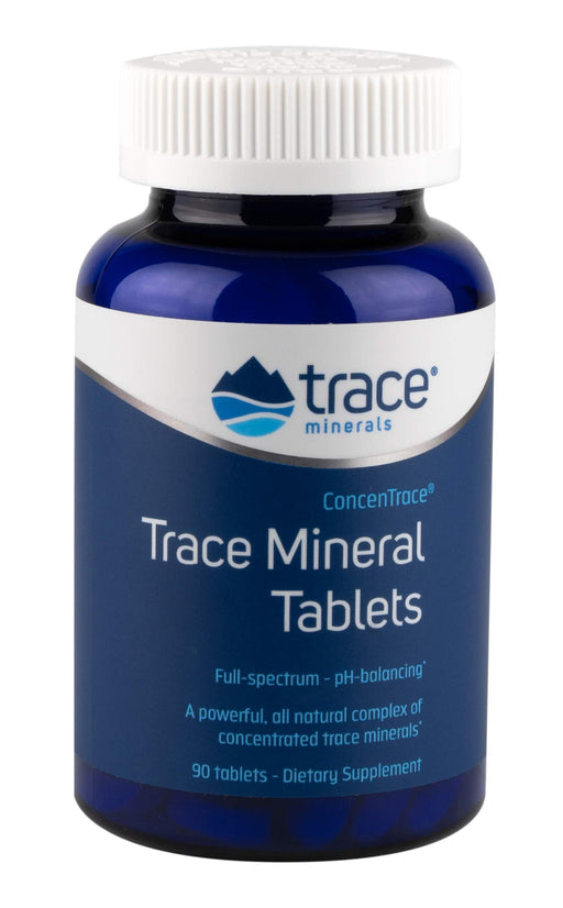 Trace Mins, Tablets, 90 Count