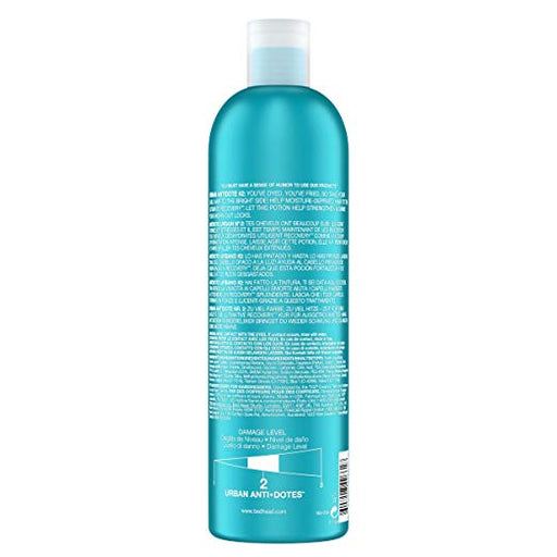Tigi Bed Head Urban Anti+dotes Recovery Shampoo Damage Level 2, 25.36 oz