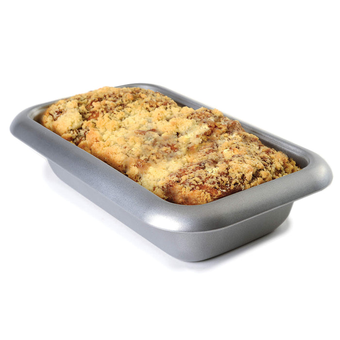 Norpro 3870 Nonstick Loaf/Bread Pan, One Size, Grey