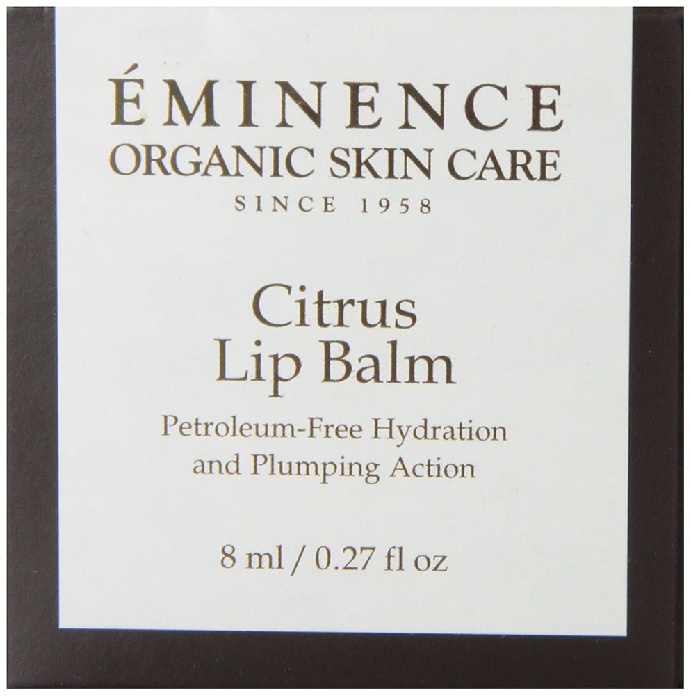 Eminence Citrus Lip Balm, 0.27 Ounce