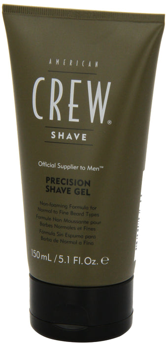 AMERICAN CREW Shave Precision Gel, 5.1 Fluid Ounce