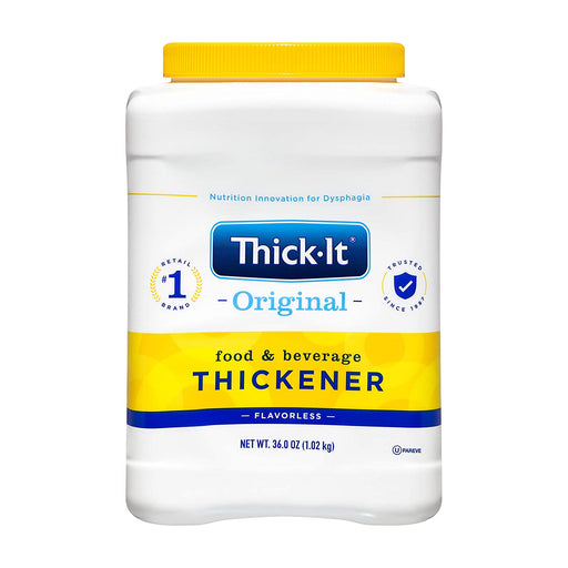 Thick-It Original Food & Beverage Thickener, 36 oz Canister