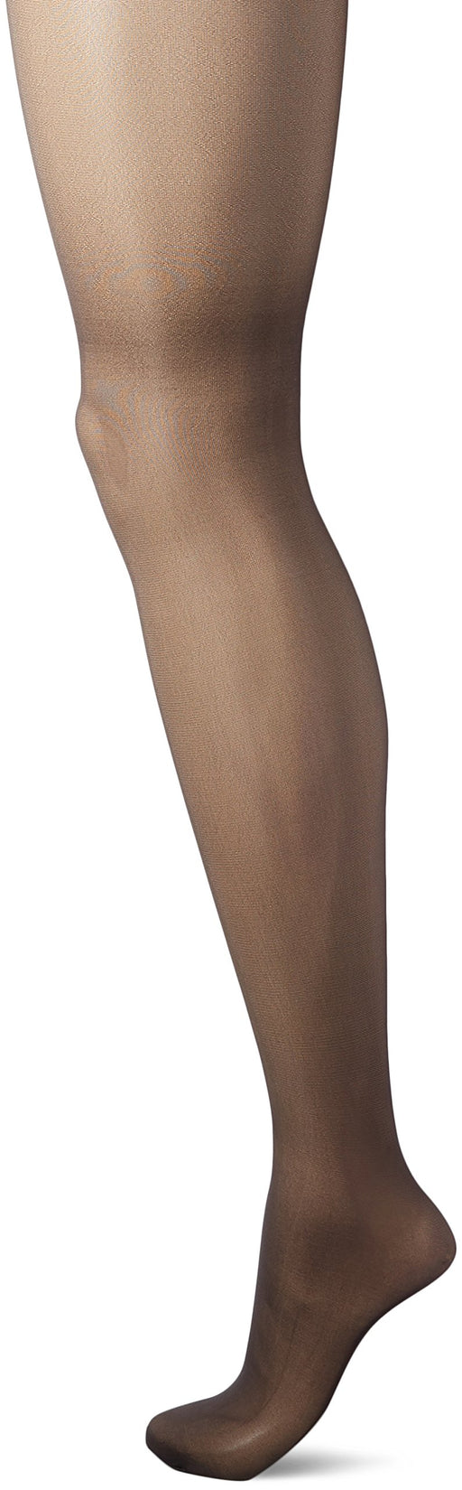 L'eggs Women's Sheer Energy 2 Pair Control Top Sheer Toe Panty Hose