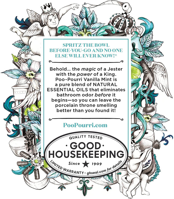 Poo-Pourri Toilet Spray
