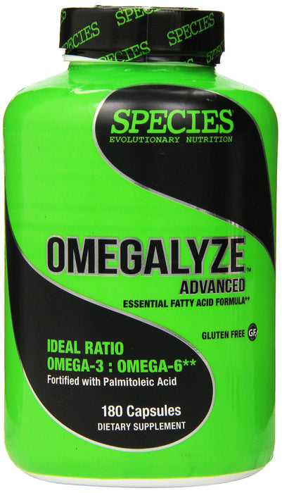Species Nutrition Omegalyzed Advanced, 180 Count