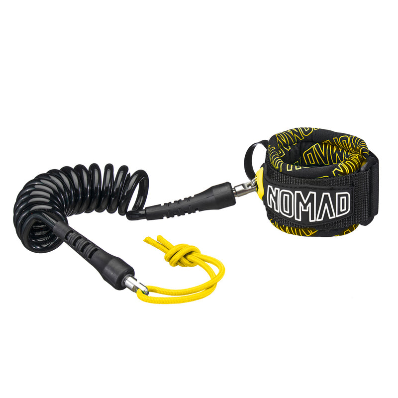 Nomad Double Swivel Wrist Leash - Nomad Bodyboards
