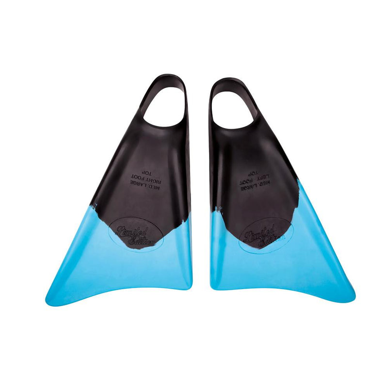 Limited Edition - Black / Cyan - Nomad Bodyboards