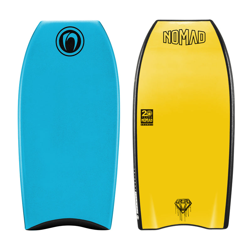 Cramsie Prodigy D12 - Nomad Bodyboards