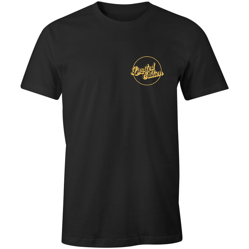Limited Edition T-Shirt - Black - Nomad Bodyboards