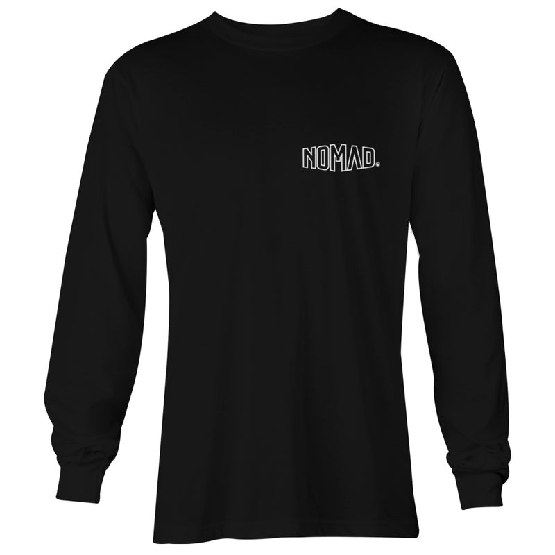 Nomad Fun Park Long Sleeve T-Shirt