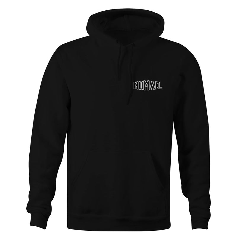 "Nomad ""Represent"" Hooded Jumper"