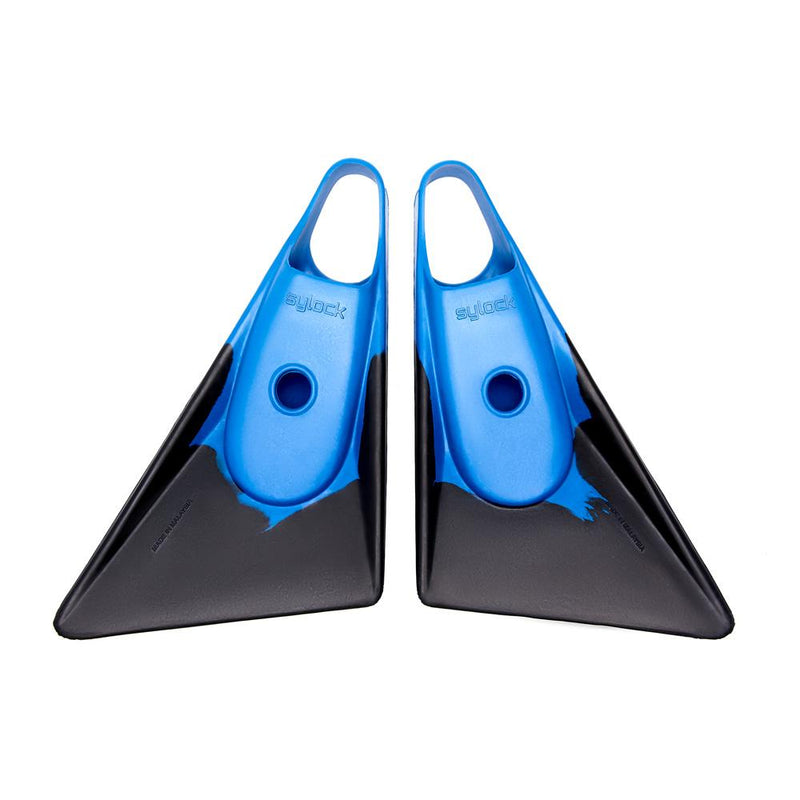 Limited Edition Sylock - Blue / Black - Nomad Bodyboards