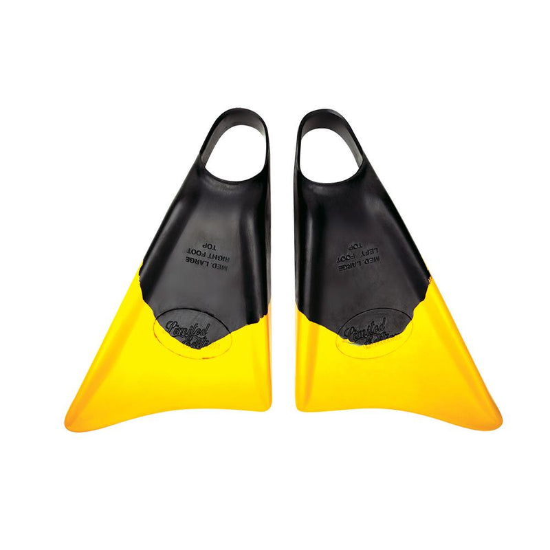 Limited Edition - Michael Novy - Black / Yellow - Nomad Bodyboards