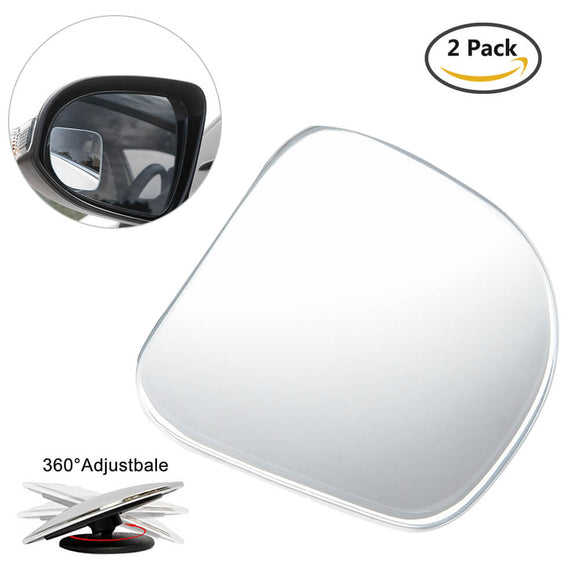 ALLCACA Blind Spot Mirror Car Exterior Mirror, Set of 2 - ALLCACA