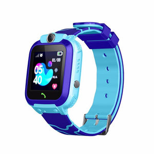 ALLCACA Children Watch Anti-lost Watch Localization Watch for Kids, Blue - ALLCACA