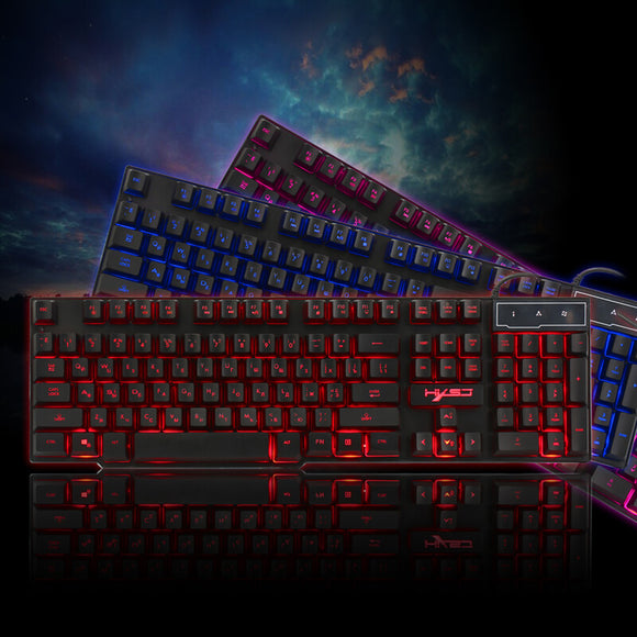 ALLCACA R8 Gaming Keyboard Wired Keyboard Backlit Keyboard - ALLCACA