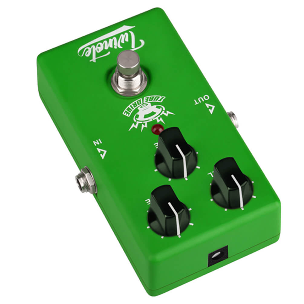allcaca tube drive guitar overdrive pedal tube overdrive effects pedal. Black Bedroom Furniture Sets. Home Design Ideas