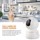 ALLCACA WiFi IP Camera 1080P Wireless Security Camera - ALLCACA