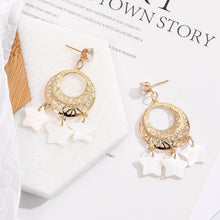 Ethnic  Metal Earrings