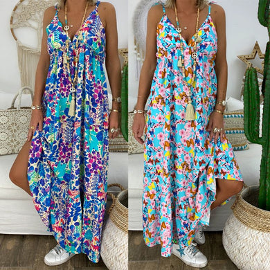 Curve womens Plus size Maxi Large Medium plus A-Line Mesh And Pleated Dress Alternative.Patchwork.fashion boho hippie
