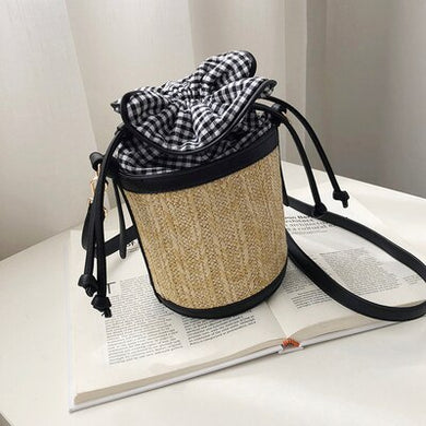 Hand made bag Light Barrel Small Bage bay Amazon woman bag