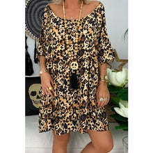 Plus Size M-5XL Summer   Dress