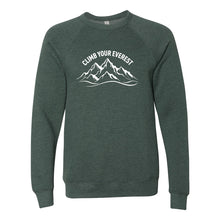 Load image into Gallery viewer, Climb Your Everest Unisex Campfire Sweatshirt
