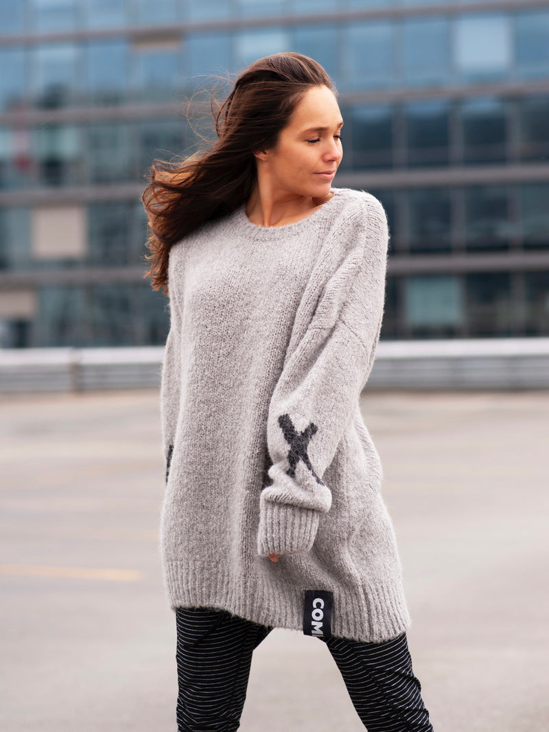 Forever Mine - Light Grey - comfycopenhagen.dk