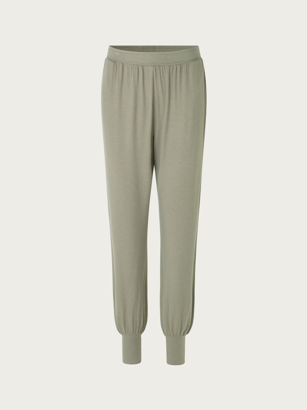 Comfy Copenhagen ApS Yoga Mood Pants Dusty Green