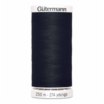 Gutermann all purpose thread black