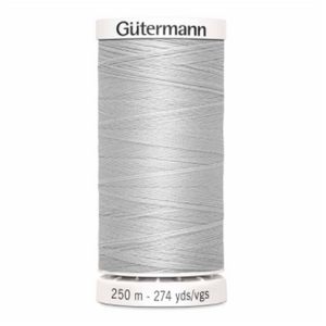 Gutermann All Purpose Thread Light Grey