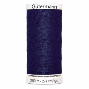 Gutermann All Purpose Thread Navy