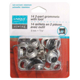 8mm Grommets with Tool (5 COLORS)