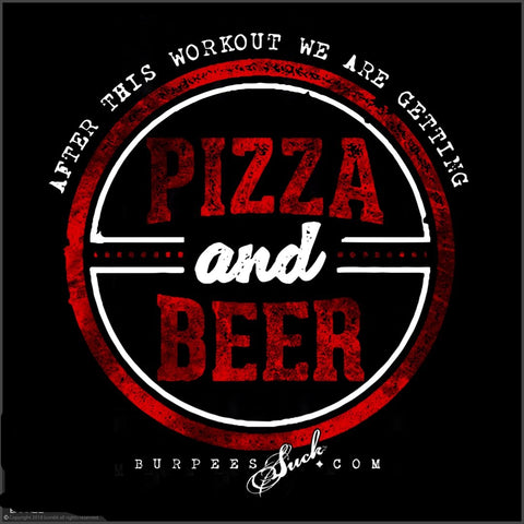 123BS - PIZZA AND BEER - DTG CLASSIC