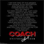 135BS - I AM YOUR COACH - DTG CLASSIC