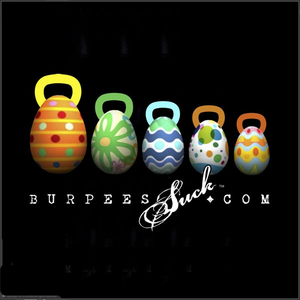 151BS - EASTER EGGS - BURPEES VELOCITY