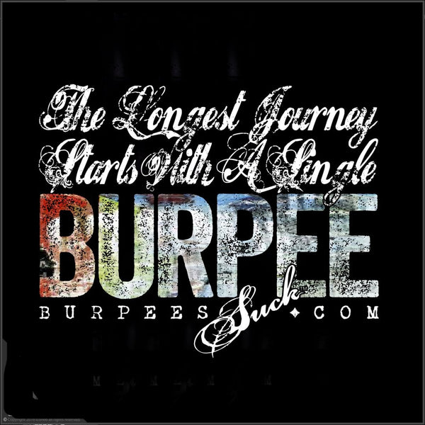 153BS - LONGEST JOURNEY - BURPEES VELOCITY