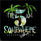 177BS - SOMEWHERE - DTG CLASSIC