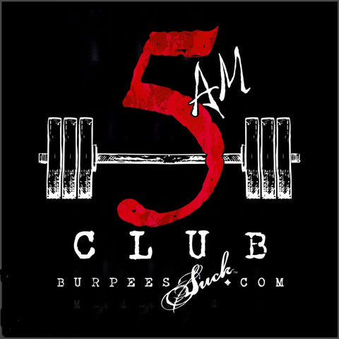 194BS - CLUB 5 AM - DTG CLASSIC