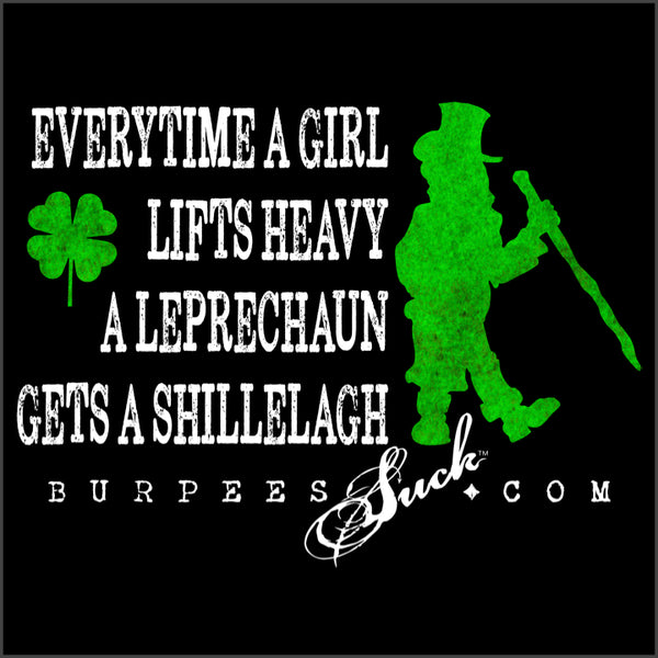 840BS - LEPRECHAUN - BURPEES VELOCITY