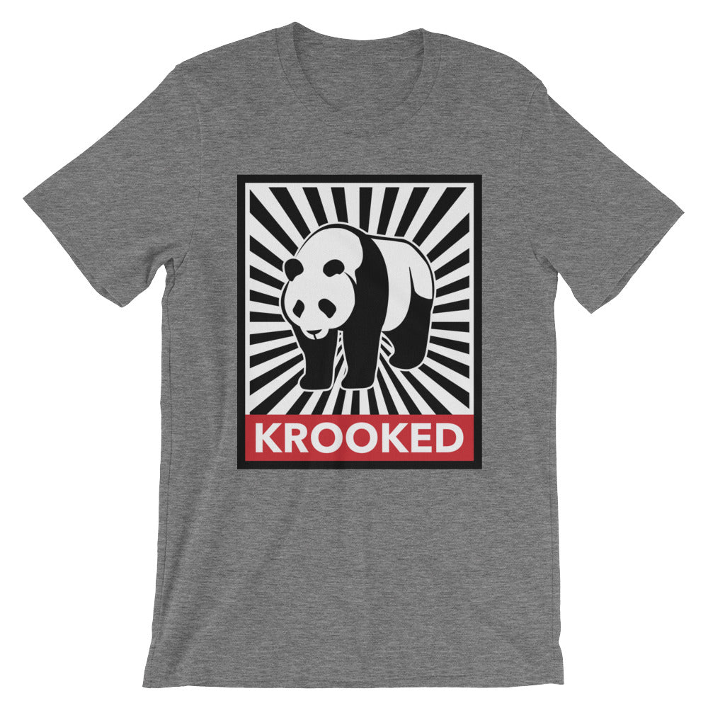 Krooked Panda Classic Tee - Only At Krooked Panda