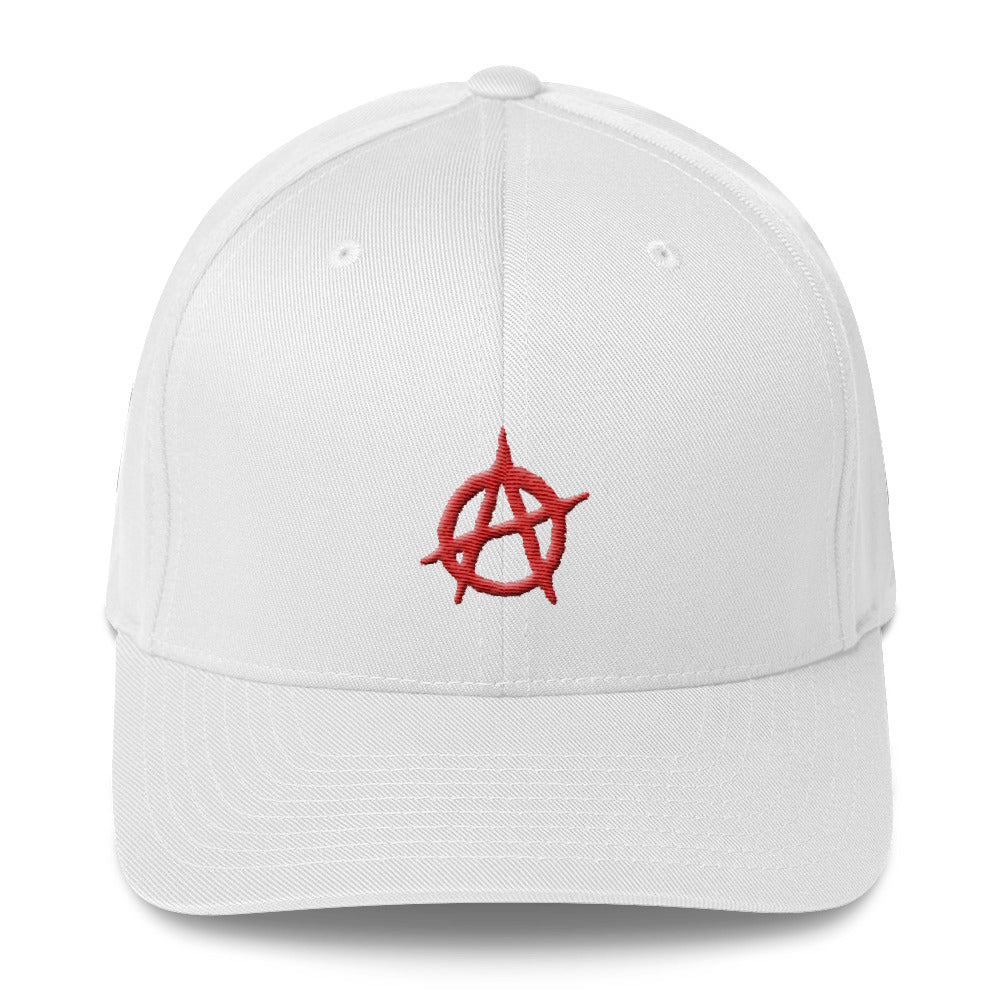 Anarchy Structured Twill Cap - Only At Krooked Panda