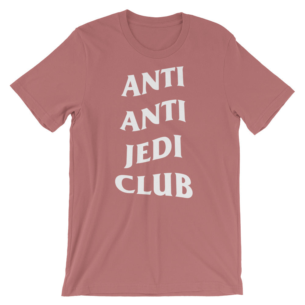 Anti Anti Jedi Club Unisex Tee - Only At Krooked Panda