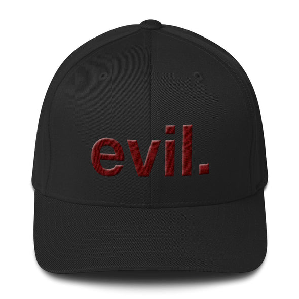 evil. Twill Cap - Only At Krooked Panda