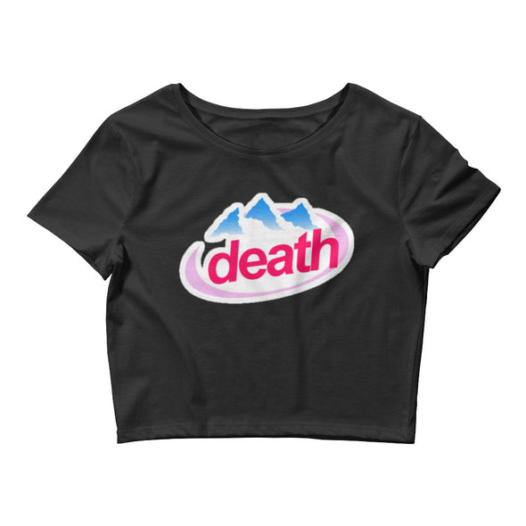 Death Crop Tee - Only At Krooked Panda