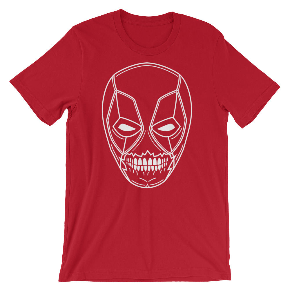 Walking Deadpool Unisex Tee - Only At Krooked Panda