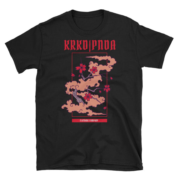 KRKD PNDA Japan Unisex T-Shirt - Only At Krooked Panda