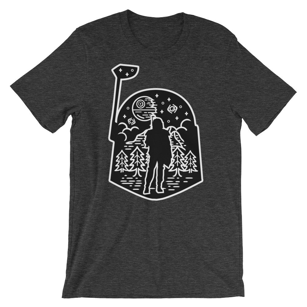 Bounty Hunter Unisex Tee - Only At Krooked Panda